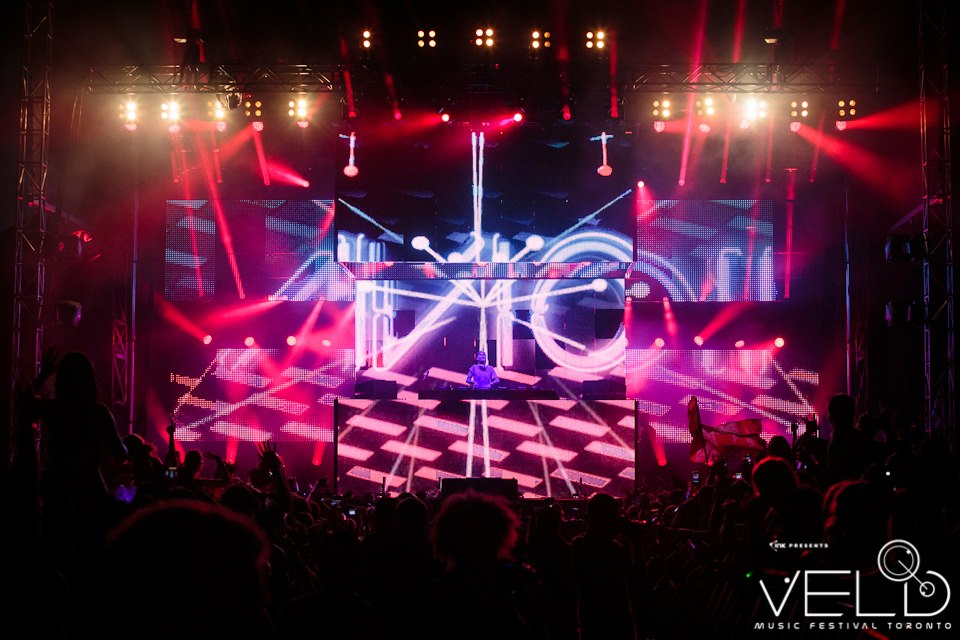 Avicii at VELD