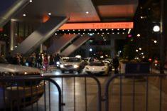 Leaving the Ritz-Carlton