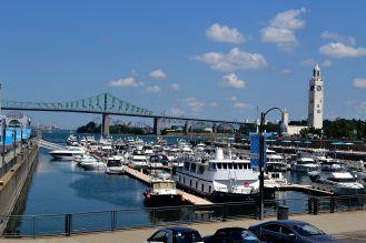 Montreal Harbor