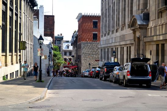 Streets of Old Montreal