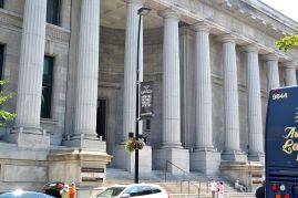 A Montreal Court House