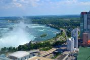 Niagara from above