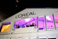 L'Oreal Tent