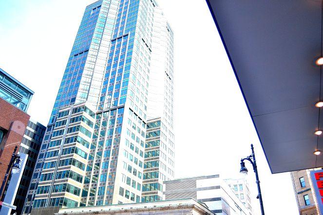 Grand City Sky Scrapper