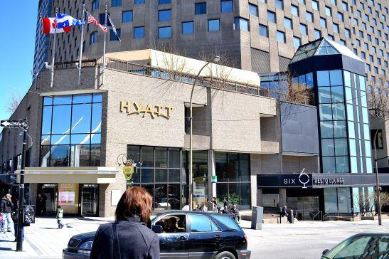The Hyatt