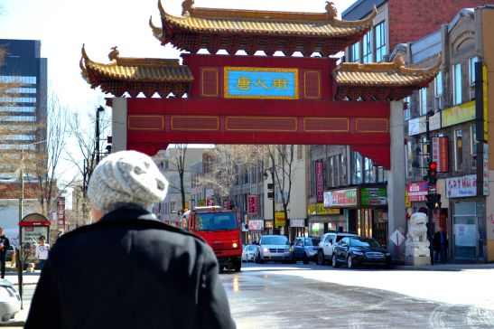 Montreal's China Town
