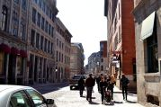 Old Montreal City Life