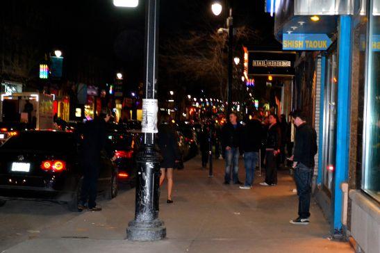 Montreal Night LIfe