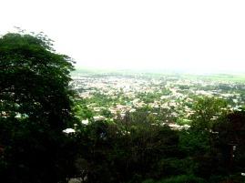 Up on Mount St. Benedict