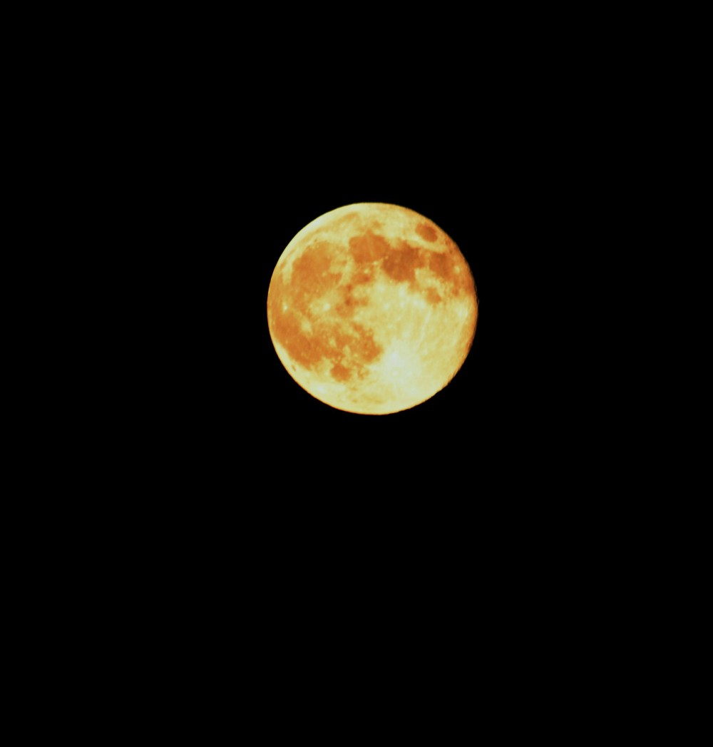 Super moon, July 23, 2013