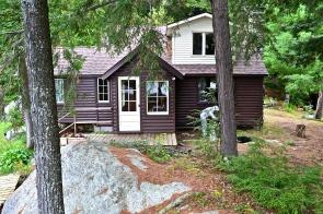 Cottage in the woods.(c) Krystal Seecharan