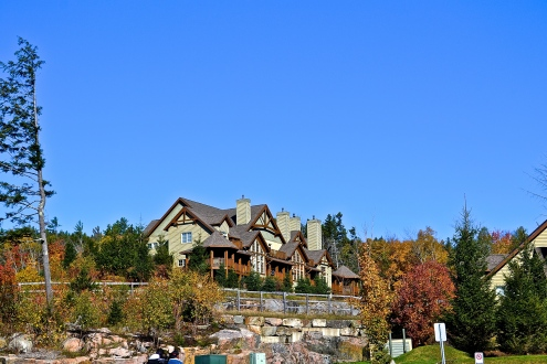 Mont Tremblant vacation cabins (c)Krystal Seecharan