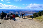 View at the top of Mont Tremblant (c)Krystal Seecharan