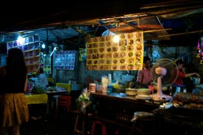 Thai food on-the-go (c) Krystal S.