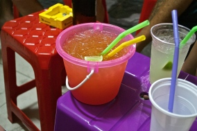 Cocktail bucket (c) Krystal S.