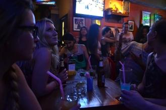 Inside Roof Bar. (c) Krystal S.