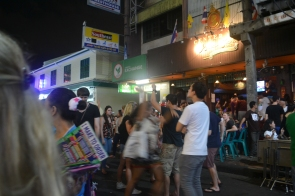 Party never ends (c) Krystal S.