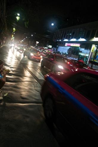 Busy side roads (c) Krystal S.